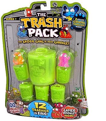 Trash Pack Trashies