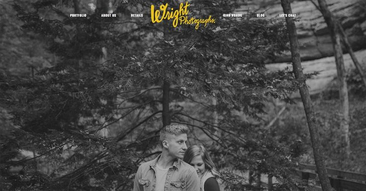 Wright Photographs is an award winning wedding and editorial photography company based in Champaign, Il.