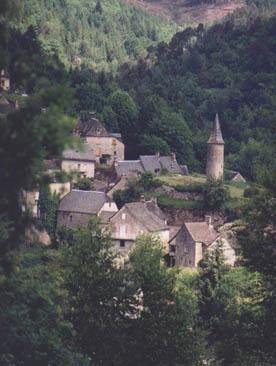 La Roche Canillac Bas