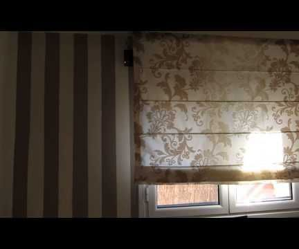 Automatic Blinds with Arduino. Controlled by Android-TV Remote-Buttons-Clock