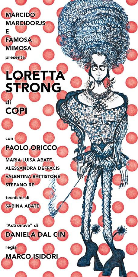 Loretta Strong (2011)