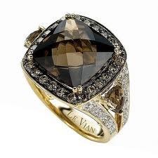 Le Vian - Chocolate Diamonds I have fallen in love with the chocolate diamonds.