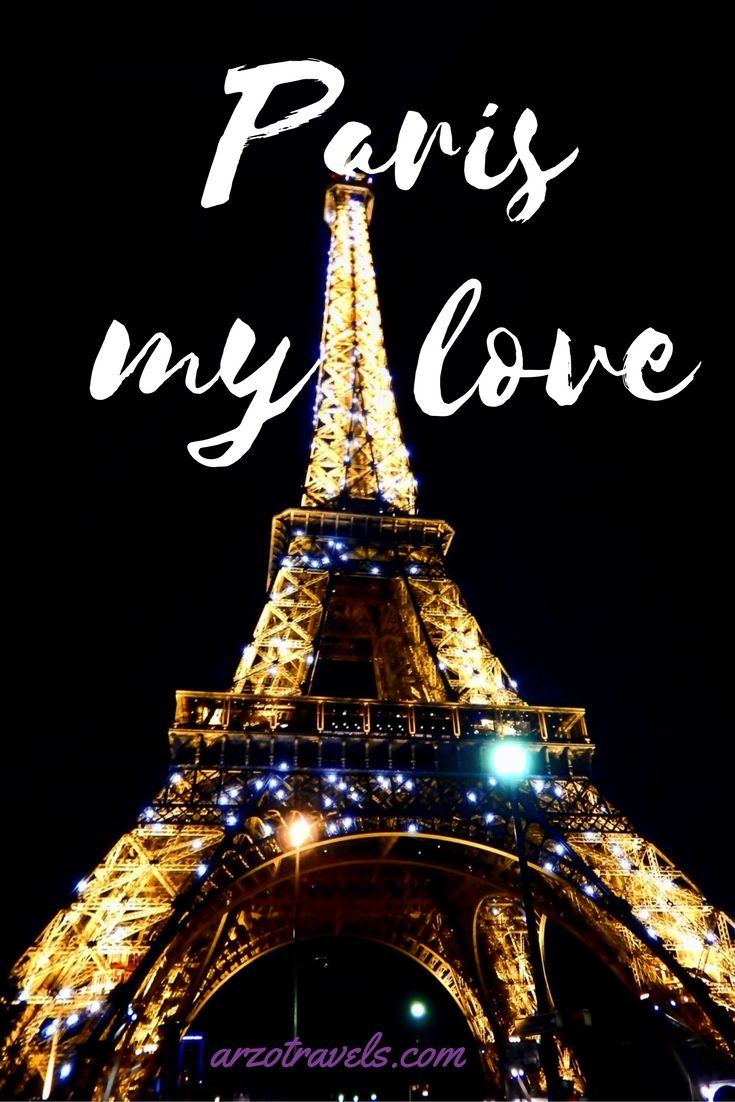It was not love at first sight but eventually you all will love Paris. Find out what makes this city so special, France.