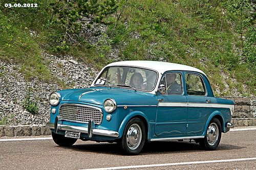 FIAT 1100 / 103H Lusso