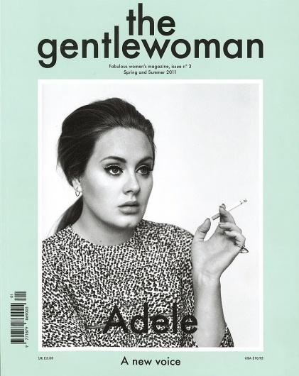 magazine cover #Adele