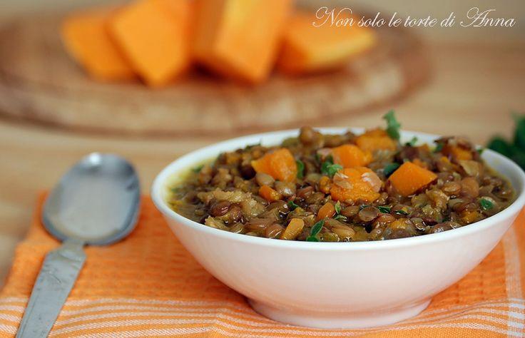 Zuppa+di+lenticchie+e+zucca