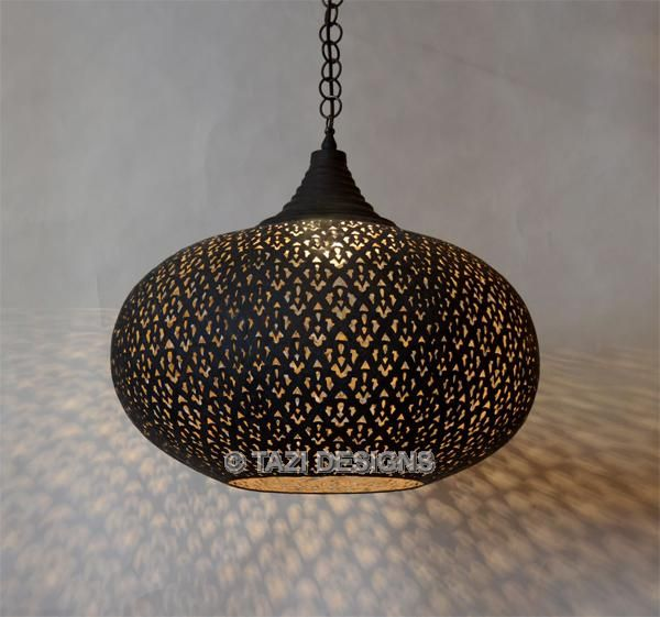 17 Best images about ceiling lights on Pinterest   Ceiling lamps ...:Modern Moroccan Ceiling Light by Tazi Designs, California  http://www.tazidesigns,Lighting