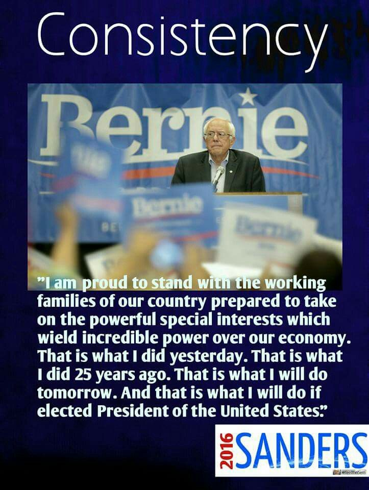118 best Vote Bernie Sanders for President images on Pinterest ...