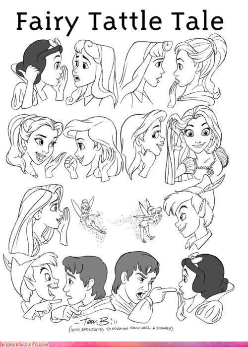Fairy Tattle Tale- hahaha!