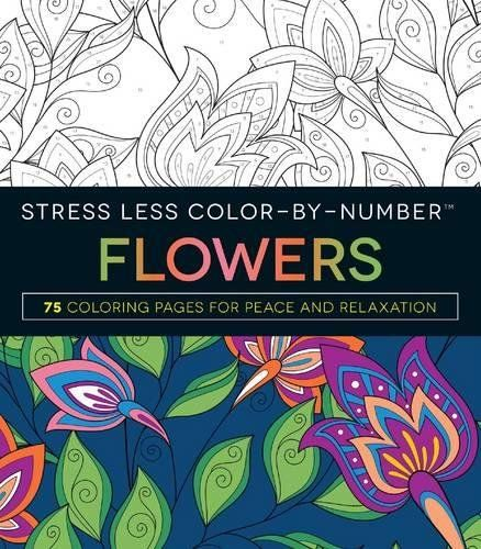215 best Flower Coloring Books