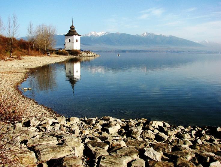Liptovskа Marа lake, Slovakia