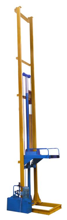 DHF specializes in the production and supply of the Goods Lift. The Goods Lift is exclusively designed for heavy goods handling applications.