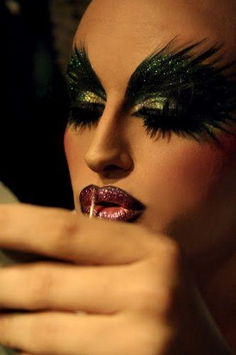 drag make up
