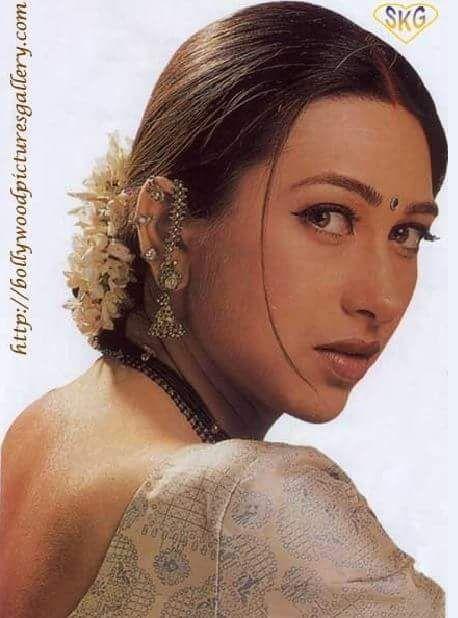 Karisma Kapoor  Desi Beauty, Beautiful Girl Indian -9288