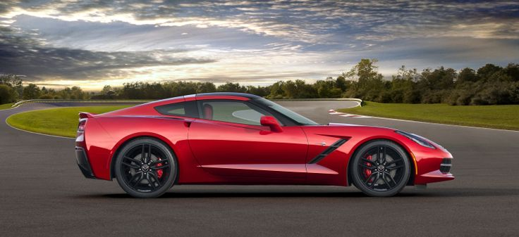 The all-new Corvette Stingray shares only two parts with the previous generation Corvette. It incorporates an all-new frame structure and chassis, a new powertrain and supporting technologies, as well as completely new exterior and interior designs.