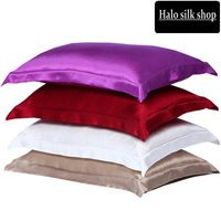 Satin Pillowcase For Hair Custom 26 Best Silk Pillowcase Images On Pinterest  Cushion Covers Pillow Design Inspiration