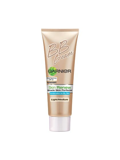 The 10 best BB creams for oily skin: Garnier BB Cream Miracle Skin Perfector for Combination to Oily Skin's mattifying minerals keep oil at bay for hours, the coverage is just enough to conceal imperfections, and the oil-free hydrators keep skin smooth, $10