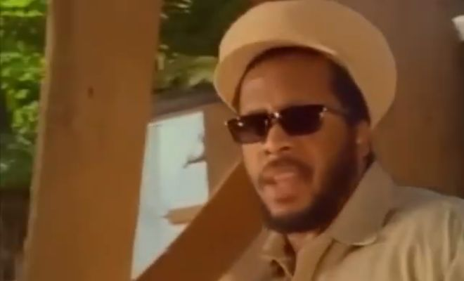 Flashback Fridays: Ini Kamoze - Here Comes The Hot Stepper! - Gorilla Gang