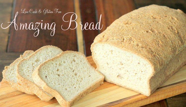 Keto White Bread Recipe
