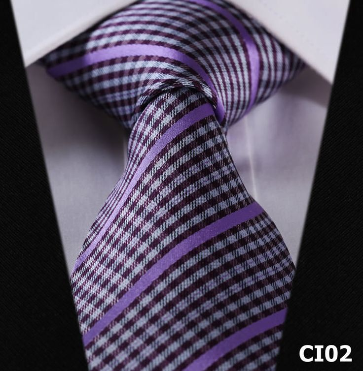 Item Type: Ties Pattern Type: Plaid Department Name: Adult Gender: Men Style: Fashion Material: Silk Size: One Size Ties Type: Neck Tie