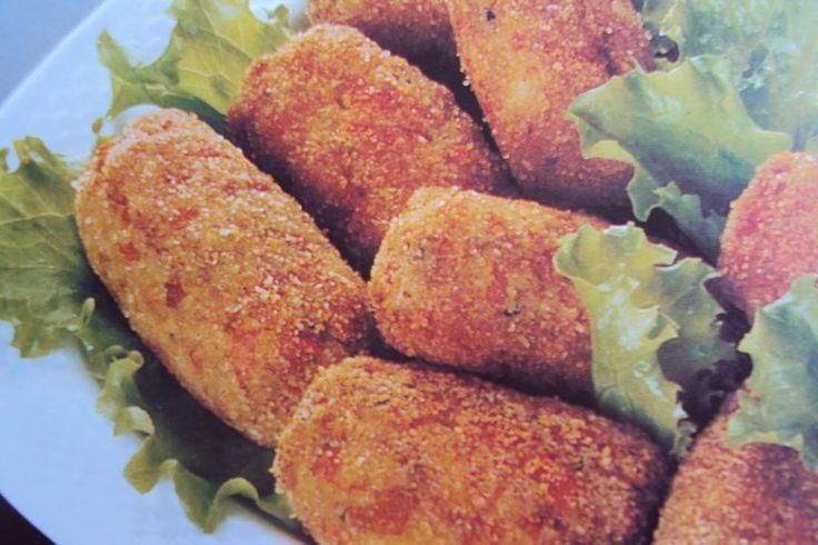 le ricette di chycca: Crocchette di carne e patate