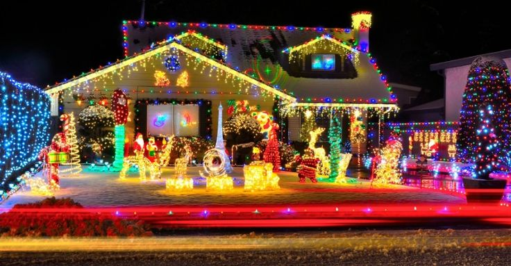 Sparkling lights, Christmas critters and smiling Santas – what more could you ask for in a Christmas light display? Come and explore the best streets in your area to add to your annual Christmas drive. One of the best Christmas traditions for families with children