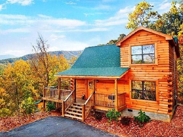 Alpine Mountain Chalets - Gatlinburg Cabins and Pigeon Forge Cabins $99 +cabins - best cabin ever!