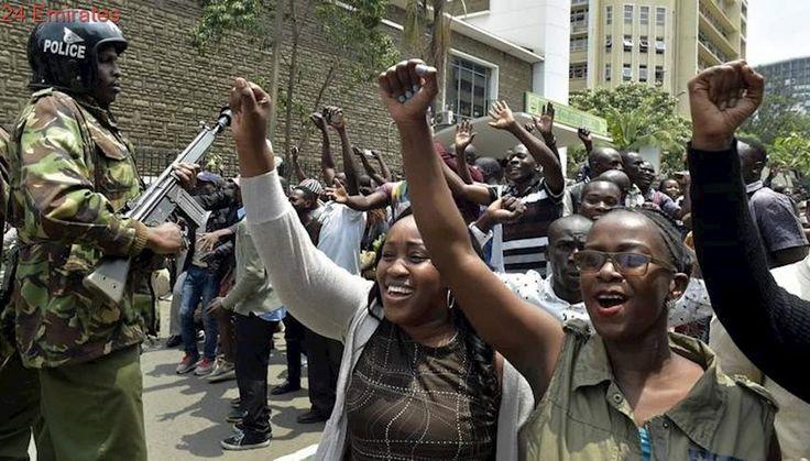 Kenya Supreme Court scraps presidential poll