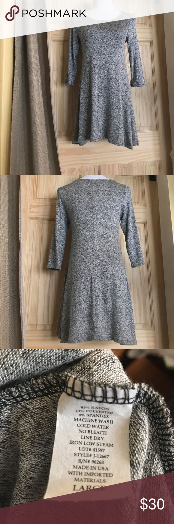 High low Dress Jersey knit material fits Pinc  Dresses Casual