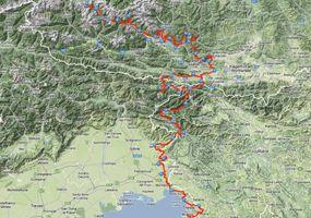 Alpe-Adria-Trail Wandern im Garten Eden: Alpe Adria Trail