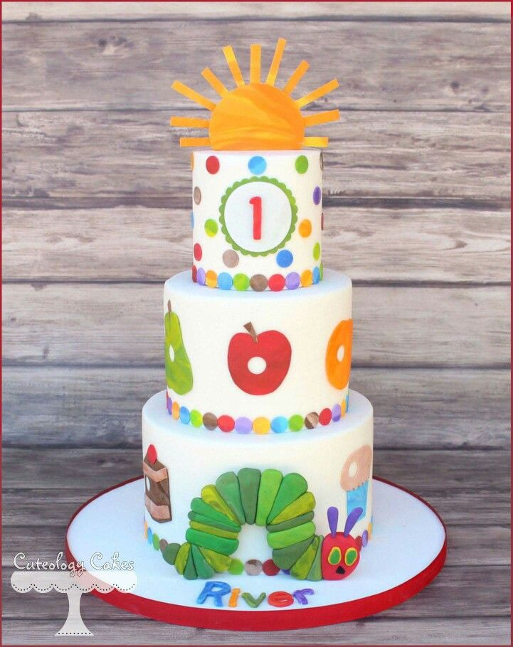 hungry caterpillar cake best 20 hungry caterpillar cake ideas on 5037