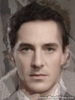 The result of morphing Benedict Cumberbatch, RDJ, Jeremy Brett, and Basil Rathbone. Ladies and gentlemen, I present to you Sherlock Holmes.