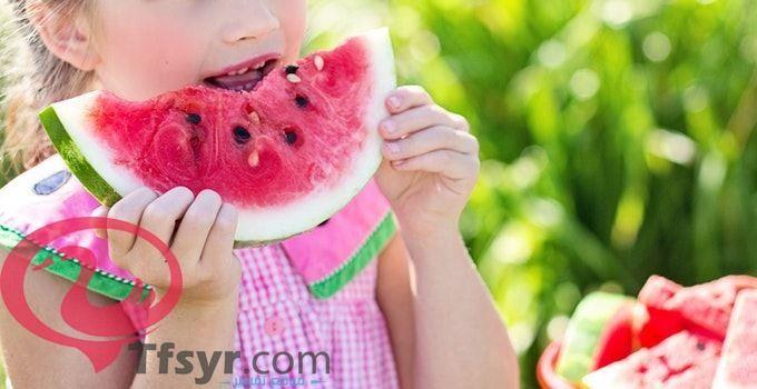 تفسير حلم البطيخ فى المنام العصيمي 1 Help Kids Eat Healthy Healthy Habits For Kids Watermelon