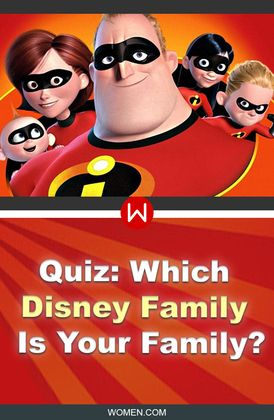 Can we guess which Disney Family matches with your family based on your answers? This is a quiz that will help you to determine which Disney family is your family based on questions about their personality. Disney personality quiz, Disney family quiz, Disney family. DIsney Characters quiz. The Incredibles, Timon and Pumba, Anna And Elsa, The Darlings, Disney team.
