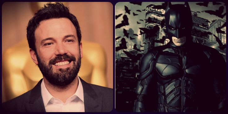 #BenAffleck será el próximo actor que llevará la capa de #Batman. Warner Bros. anuncia que el actor y director encarnará al Caballero de la Noche en un filme que lo reunirá con #Superman.