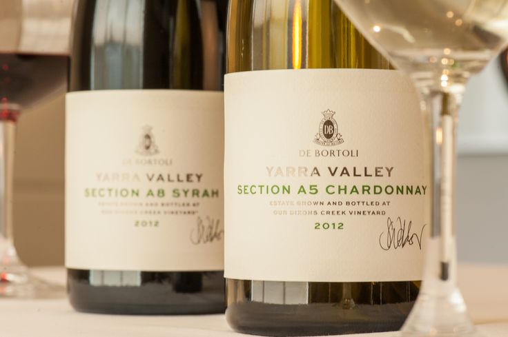 Yarra Valley Single Vineyard- Section A8 Syrah and A5 Chardonnay