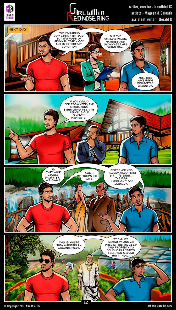 Page 30 - Nandhini's 'Girl with a Red Nose Ring' Comics. (read free comics online, romantic books by indian authors, romantic books for teenegers, horror books in english, best place to download comic books online, comic books for children, comics for children, comics for kids, comic books for kids, best site to download comics, comic books download pdf, graphic novels for adults, graphic novels for children, graphic novels and comics, indian comic books, comic books india, webcomics