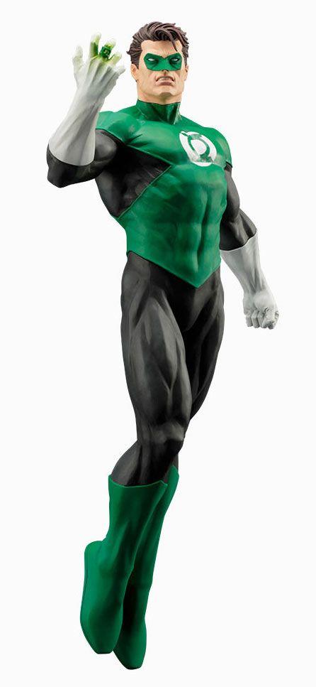 Estatua Linterna Verde 35 cm. Escala 1:6. Línea ARTFX+. DC Cómics. Kotobukiya
