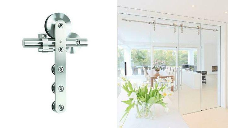 8 best modern home in las vegas images on pinterest for Barn doors las vegas
