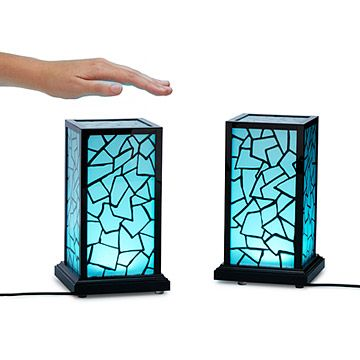 Look what I found at UncommonGoods: Long Distance Touch Lamp for $75.00