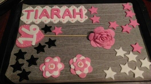 In rediness for my girls 16th birthday cake im gona make end of the week. So excited to do this one..