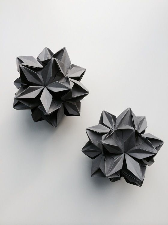 104 best origami images on pinterest craft modular origami and image of origami flower ball mightylinksfo