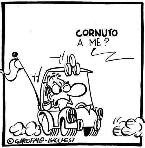ITALIAN COMICS - SUV-VIA - Nuovo articolo di Alessandra Pelegatta:2
