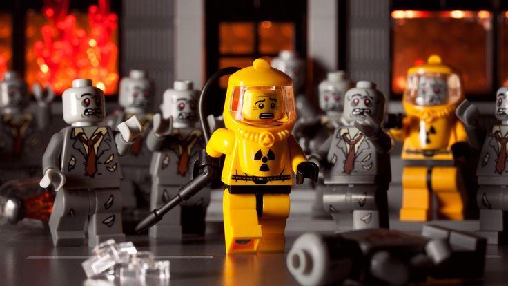 Lego Zombie :D