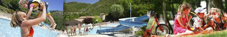 Camping lac de Castillon - CAMPING DOMAINE DU VERDON - Provence Alpes Côte d'Azur