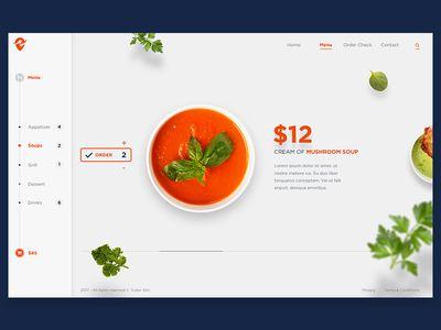 Restaurant UI
