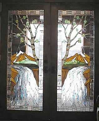 100 best stained glass images on pinterest stained glass panels vintage stained glass windows and doors stained glass entrance doors planetlyrics Gallery