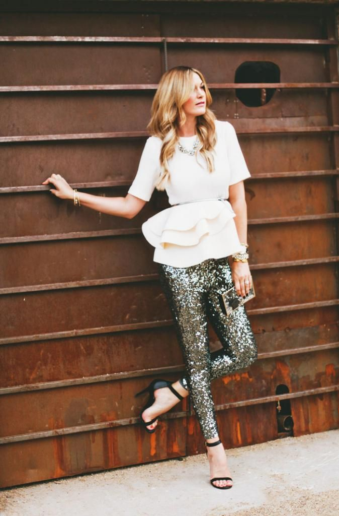 sequin fashion street - Google Search