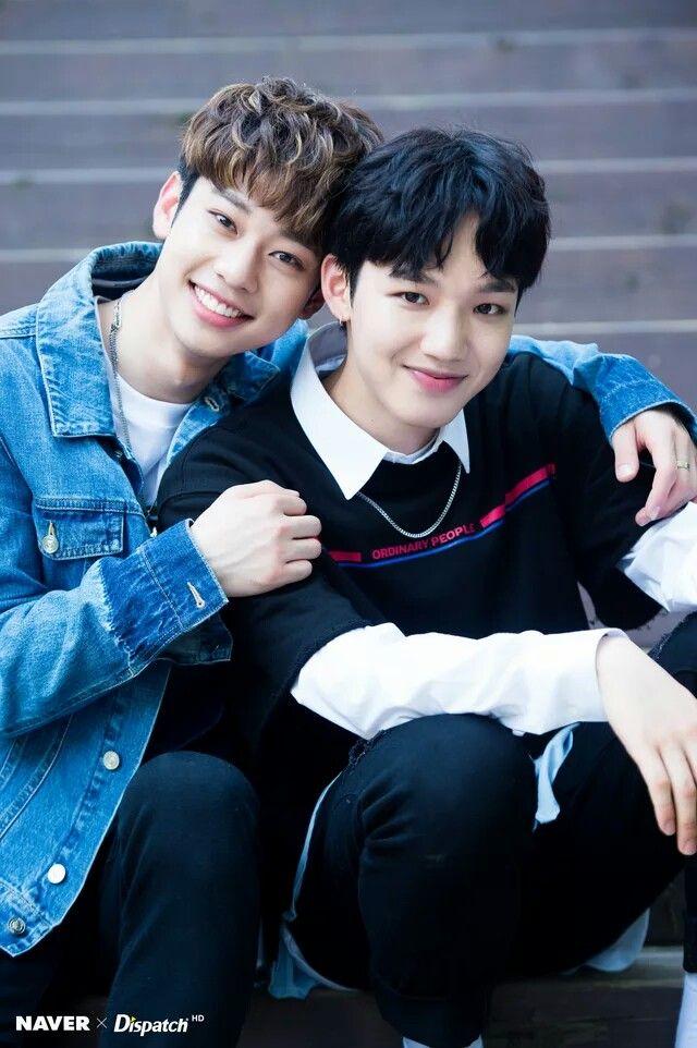 Kim Donghyun and Im Youngmin