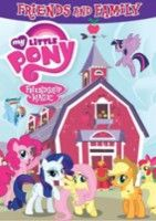 My Little Pony: Friendship Is Magic - Friends & Family [DVD] - Front_Standard
